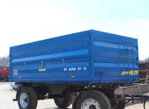 przyczepa rolnicza NT AGRO DT 12 L (14)